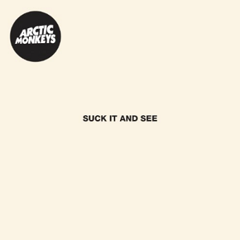 Arctic Monkeys - Suck It and See 2011