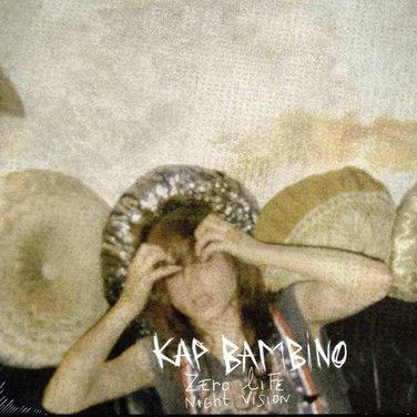 Kap Bambino - Zero Life, Night Vision - Cover